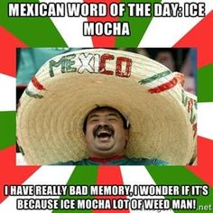 Mexican Word of the Day Mocha