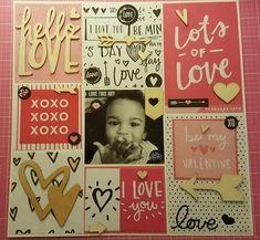 Hello+Love - Scrapbook.com