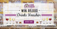 WIN R5000 DRINKS VOUCHER #ad