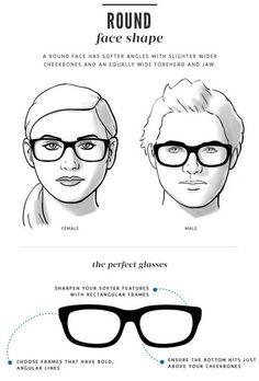 9d1d58302b 25 Best Glasses for round faces images