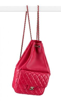 Chanel-Lambskin-Flap-Backpack-3300
