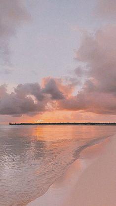 Nature Aesthetic, Beach Aesthetic, Travel Aesthetic, Aesthetic Indie, Pink Aesthetic, Sunset Wallpaper, Iphone Background Wallpaper, Nature Wallpaper, Beach Phone Wallpaper