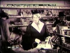 Film about New Methods of Shopping, 1950's -- Film 7315