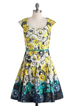 Let's Call it a Daisy Dress, #ModCloth