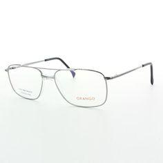 e76017813eb A classic gents model featuring a double bar and comfort bridge. OR650 Gun  Eyewear