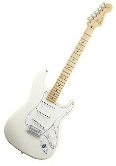 Fender White Stratocaster