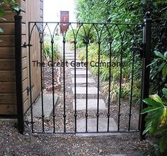 modern interpretation iron gate