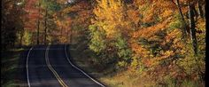 Minnesota drives to enjoy the colors