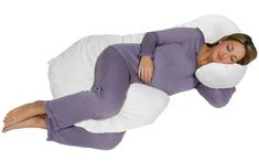 Total Body Pillow – The World's MOST Comfortable Maternity / Pregnancy Pillow – Snug Cushion – Full Contoured Body Support System, Side Sleeper Pillow, Nursing & Snuggle Pillow Bed Pillows, Cushions, Side Sleeper Pillow, Pregnancy Pillow, Pillow Reviews, Backrest Pillow, Total Body, Snuggles, Maternity