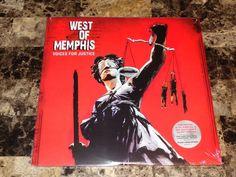 West Of Memphis Vinyl Nick Cave Warren Ellis Johnny Depp Bob Dylan Eddie Vedder