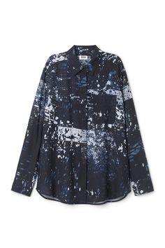 Weekday image 10 of Down Shirt in Black