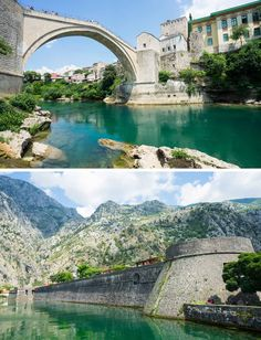 rondreis Kroatië Dubrovnik, Croatia, Places To Go, Hotels, Camping, River, Mansions, House Styles, Outdoor Decor