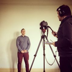 Ryan fronting the camera at Hook HQ to talk about his upcoming book 'Social Media Scouting Report: Helping Aussie Athletes to Shine Online'! Look out for some awesome video promo clips from our man behind the camera Nick @nckbrbr in the coming days!  Learn more about @ryanmobilia's book in the link in our bio!