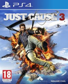 Our review for Square Enix's Just Cause 3 is live! Read on below to find out what we thought of it!