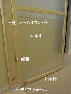 玄関脱出(脱走?)防止対策をしました。 *作り方の説明は下の方にあります。 ...