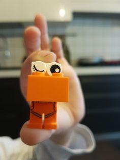 Q*bert lego