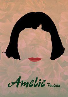 Amélie Poulain #amelie #movie #art