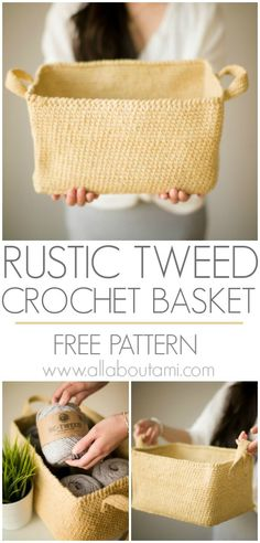 Crochet Home, Crochet Crafts, Free Crochet, Crochet Baby, Sewing Crafts, Knit Crochet, Tunisian Crochet, Knitting Projects, Crochet Projects