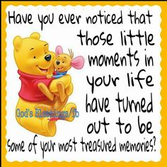 The little moments in your life love quotes inspirational quotes inspiring quote. The little moments in your life love quotes inspirational quotes inspiring quotes sweet quotes quote of the day love pic winnie the pooh quotes Pooh And Piglet Quotes, Tigger And Pooh, Winne The Pooh, Cute Winnie The Pooh, Winnie The Pooh Friends, Pooh Bear, Love Life Quotes, Cute Quotes, Funny Quotes