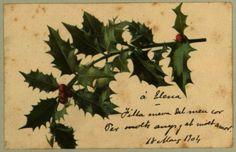 Aplec de correspondència a Helena Maragall i Noble de 6 cartes compreses entre els anys 1900 a 1905 (Biblioteca de Catalunya)