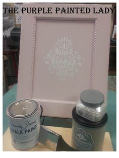 What a fun way to jazz up your painted pieces. Consider trying Pearl Plaster. You can trowel it through a stencil, apply it strategically only to a detailed, architectural element, or mix it right in with your Chalk Paint® decorative paint by Annie Sloan.