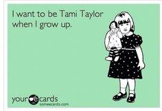 Friday night lights  Tami Taylor :)