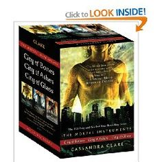 The Mortal Instruments by Cassandra Clare Book Set