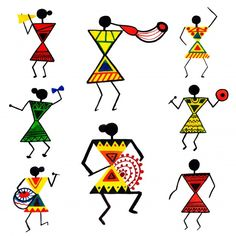 Madhubani Art, Madhubani Painting, Worli Painting, Fabric Painting, Art Drawings For Kids, Art Drawings Sketches Simple, African Art Paintings, Abstract Paintings, Pottery Painting Designs