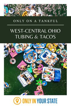 Enjoy tubing and the best tacos in West Central Ohio, near Columbus, on this fun and family-friendly summer day trip. Lemon Shake Up, Funky Decor, The Buckeye State, Relaxing Day, Covered Bridges, Summer Travel, Day Trips, State Parks, Trip Advisor