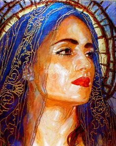 Dolorosa Azul by George Yepes