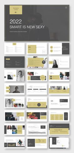 Luxury Business Design Presentation Template – Original and high quality PowerPoint Templates downlo Template Web, Powerpoint Design Templates, Ppt Design, Brochure Design, Web Design Templates, Ppt Slide Design, Keynote Design, Keynote Template, Website Template