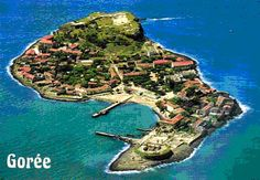 Goree Island, Senegal.  One of the most wonderful and interesting places to visit in the world!  Sobering, but amazing.