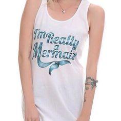 Mermaid tank from Hot Topic