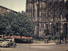 Köln, Roncalliplatz