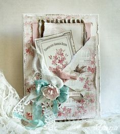 Card by Minna for Pion Design