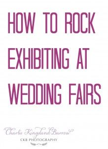 good tips for wedding fairs, exhibitions and trunk shows! Mpes sti selida dear