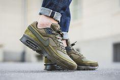 "Nike Air Max BW Premium ""Dark Loden Green"" - EU Kicks: Sneaker Magazine"