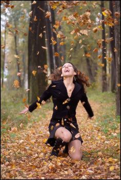 I wish I could do this.....but I live in a desert......we don't seasons. Just warm and hot. Lol!
