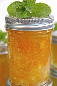 Meyer Lemon, Orange & Fresh Ginger Freezer Marmalade - thecafesucrefarine.com