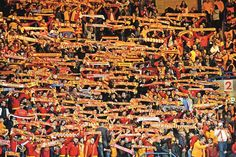 """A new system requiring Turkish football fans to buy special cards and electronic tickets to watch games in the stadiums has been implemented amid criticism and protests from the supporter groups.  As of yesterday, anyone who wants to buy tickets for a football match in the Spor Toto Super League and PTT League One will be first asked to buy a card dubbed """"passolig,"""" and the tickets for the games will be bought with this card."""