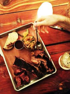 Freedmen's in Austin, TX In our opinion, the best and most accessible bbq in town.