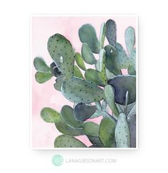 Boho room décor boho décor framed wall art cactus décor cactus art watercolor art modern décor modern art prints nature art eclectic décor Moroccan wall art Moroccan art green and pink