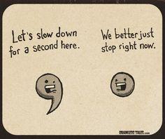 Punctuation Humor | MakeUseOf Geeky Fun
