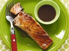 CB Approved - Kid-Friendly Salmon recipe from Melissa d'Arabian via Food Network
