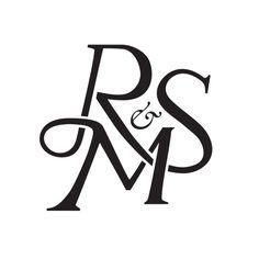 RM Monogram by IFLE Creative , via Behance