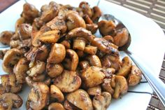 Sauteed Mushrooms with Thyme : Meal Planning 101