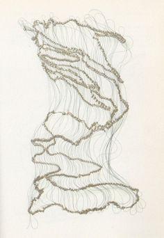 Sheila Hicks. 1988. Weaving as a metaphor. National Design Museum, Smithsonian…