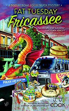 Fat Tuesday Fricassee (Biscuit Bowl Food Truck) by J. J. Cook http://www.amazon.com/dp/0425263479/ref=cm_sw_r_pi_dp_PKeIvb14MG6DJ