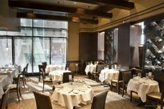 Ruth's Chris Steak House • Celebrated our 29th anniversary at the Cincinnati location.