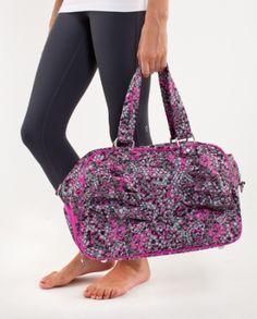 ivivva Take Me 2 The Gym Bag